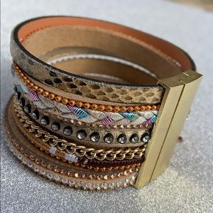 Hippy Chic Bracelet For A Summer BOHO look